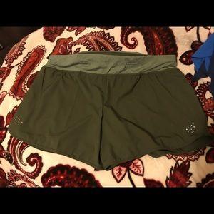 Avia running shorts plus size NWT
